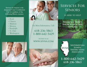 Services for Seniors Brochure